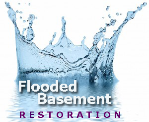 Flooded Basement Restoration and Cleaning Waterford MI - Macomb County Flood Restoration