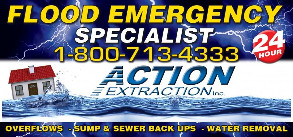 Flooded Basement Restoration and Cleaning banner Royal Oak MI