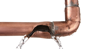 Water-Pipe-Broken-Dripping Water-Basement-Royal-Oak-MI