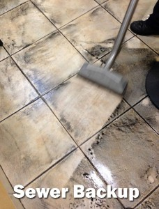 Sewer Backup Cleaning and Disinfecting Northville MI