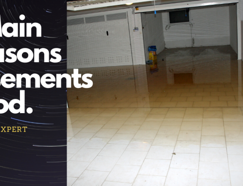 3 Main Reasons Basements Flood