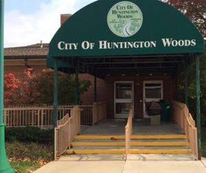 Huntington Woods Michigan city hall