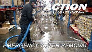 Emergency Water Removal